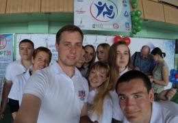 Волонтеры «Вместе»